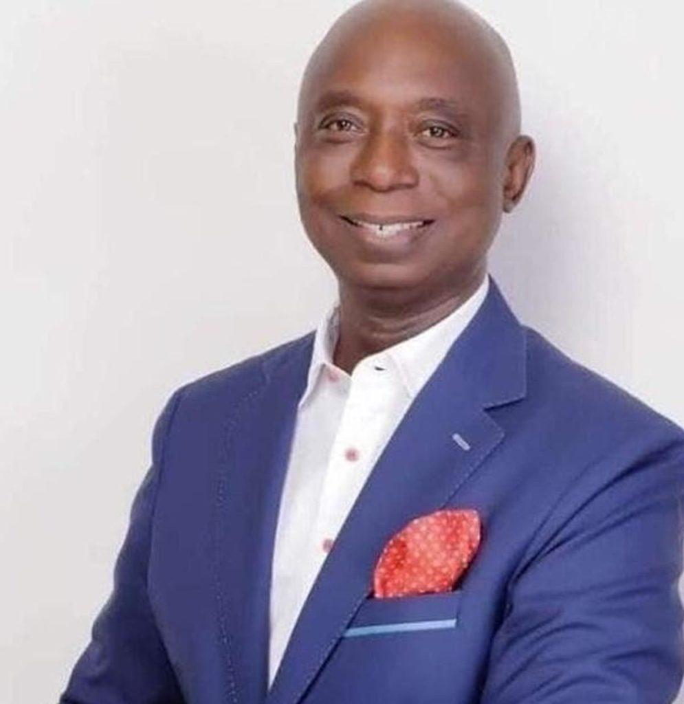 """She is a just friend"" - Ned Nwoko clears the air on affair with Zambian mistress"