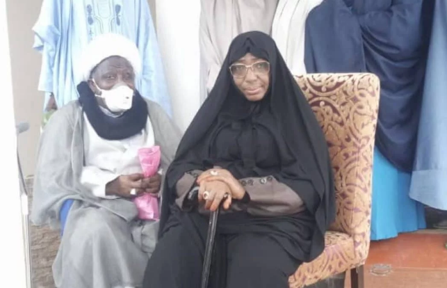 Sheikh Zakzaky's wife, Zeenah may have contracted COVID-19, may die in prison – Shi'ites