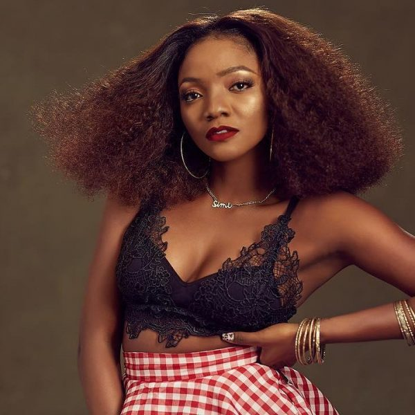 Simi Reacts To Pregnancy Rumors, Gives Shocking Response