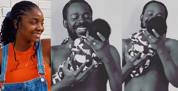 Simi shares Delightful Video of her Hubby singing to their Child, Adejare