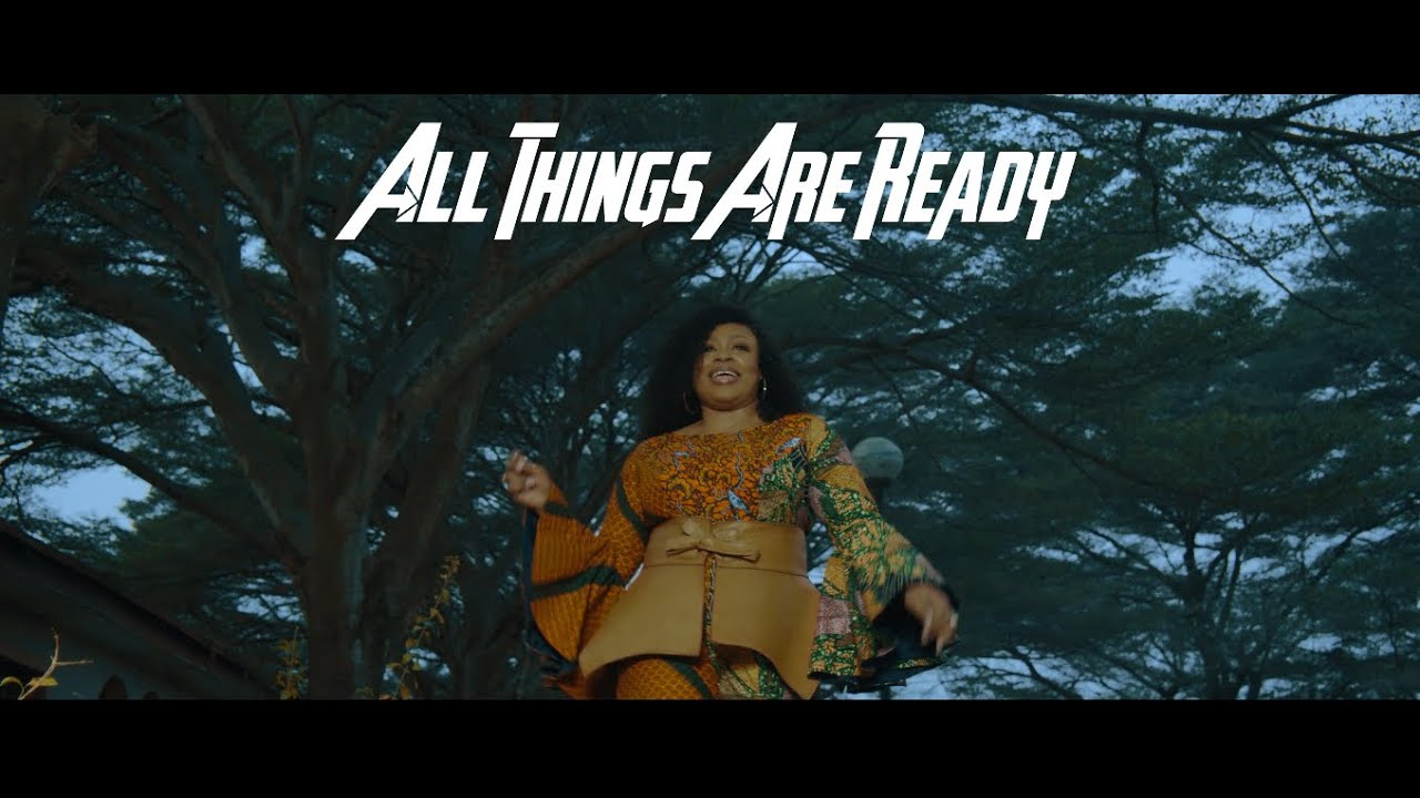 Sinach - All Things Are Ready (Official Video)