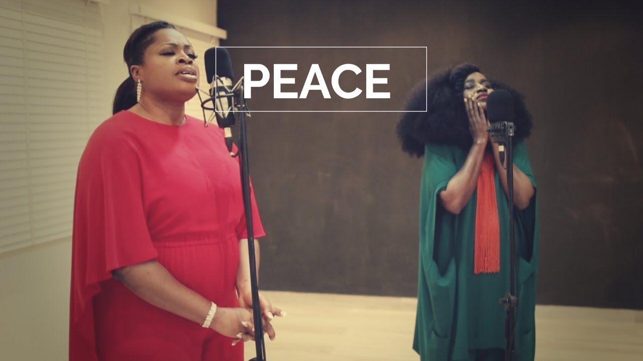 Sinach Ft. TY Bello & George - Peace (Official Video)