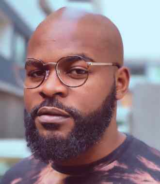 Singer Falz shows off his new look