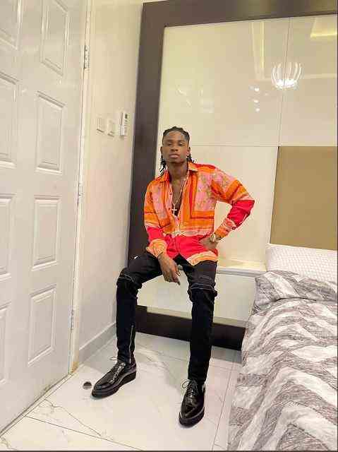 Singer, Lil Kesh Celebrates 27th Birthday With Adorable Photos