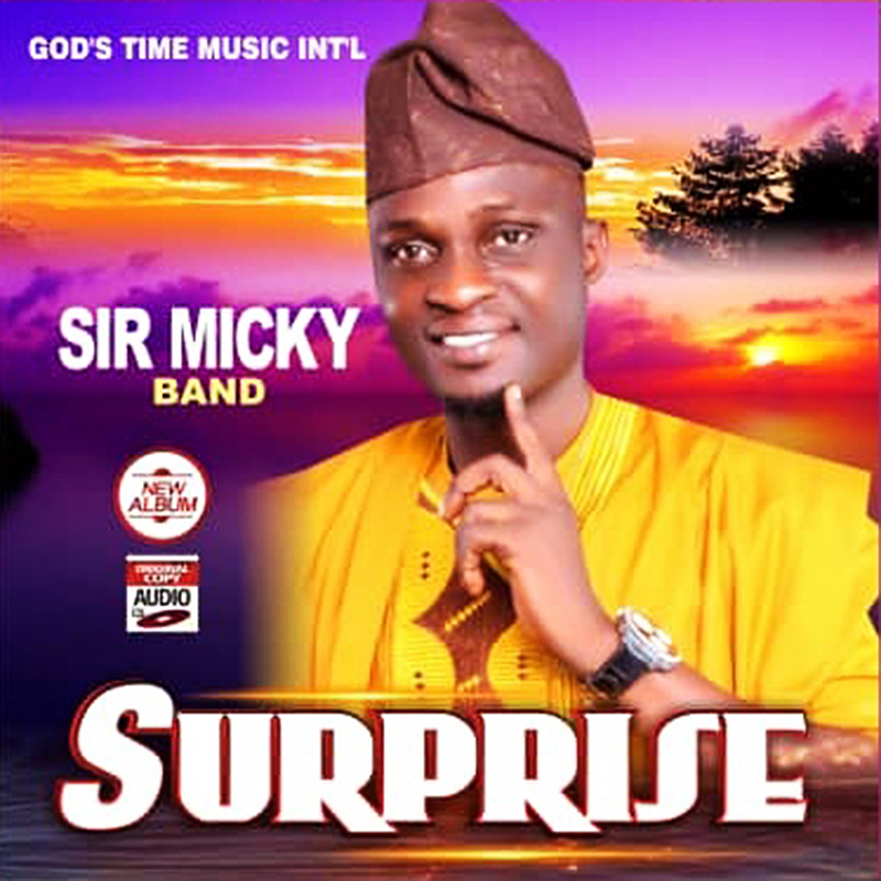 Sir Micky Band - Surprise (Track 1 & 2)