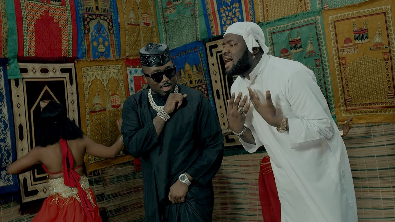 Skales Ft. Ice Prince - Tantabara (Official Video)