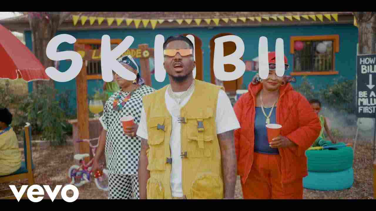 Skiibii - Are You Vhere (Official Video)