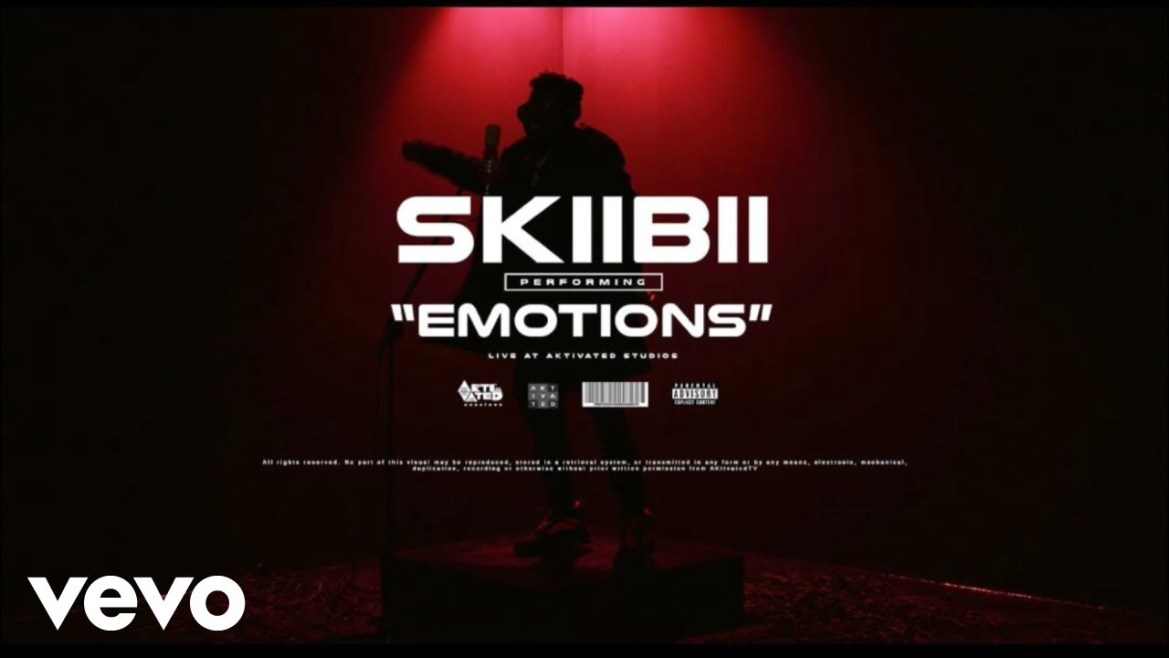 Skiibii - Emotions (Freestyle)