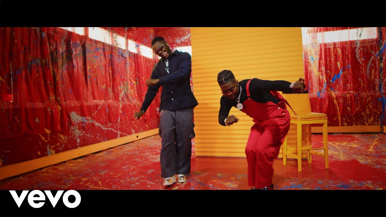 Skiibii Ft. Kizz Daniel - Somebody (Official Video)