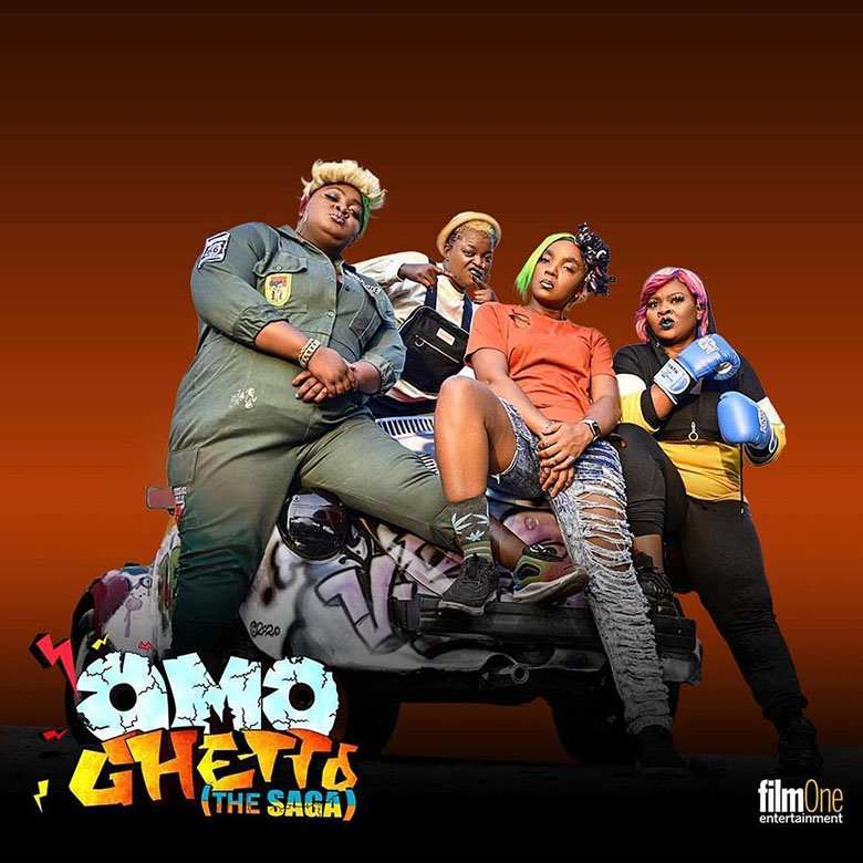 Slimcase & CDQ - Omo Ghetto (The Saga) #SoundTrack