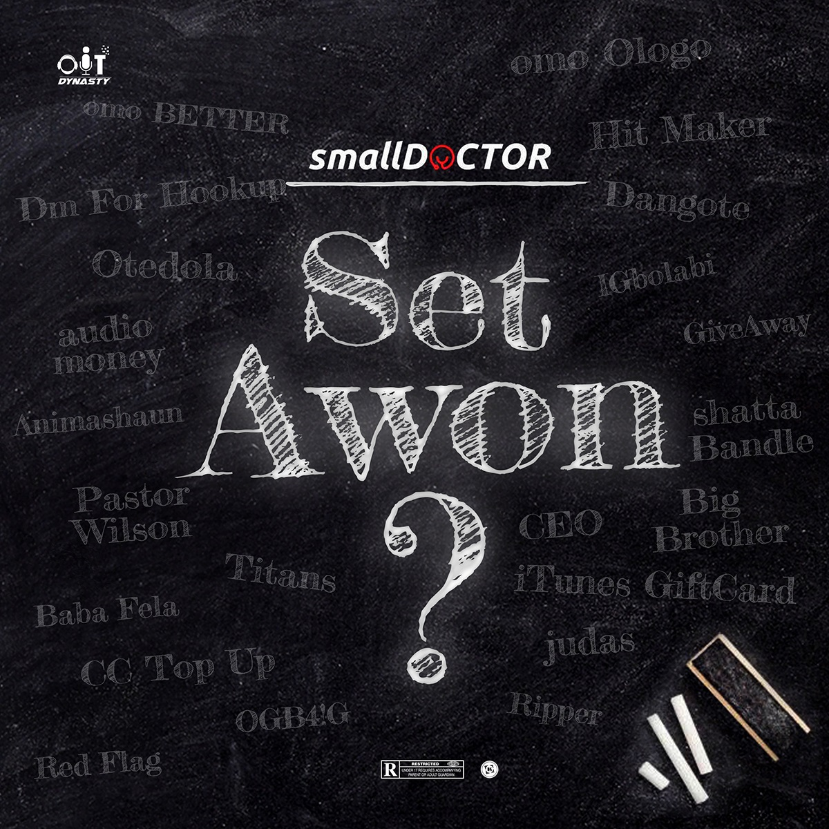 Small Doctor - Set Awon (Prod. By 2TBoyz)