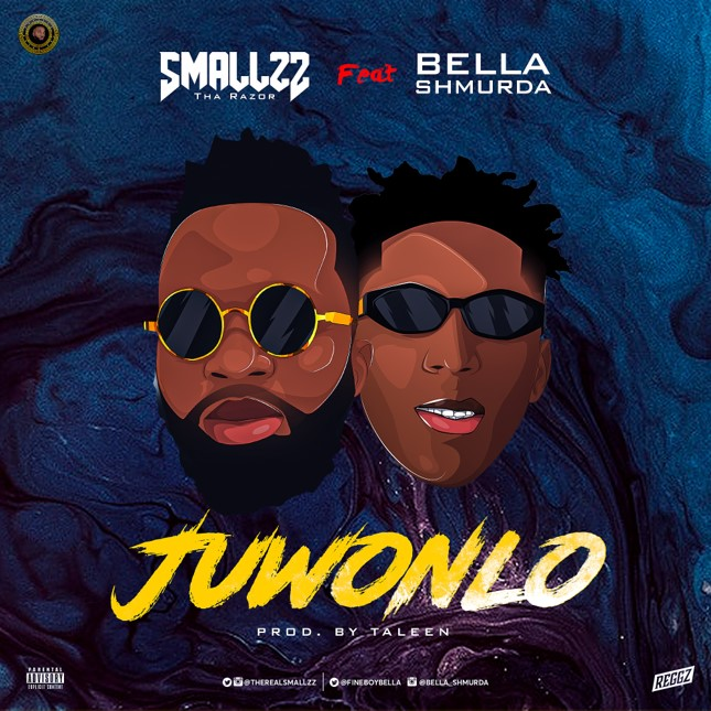 Smallzz Ft. Bella Shmurda - Juwonlo