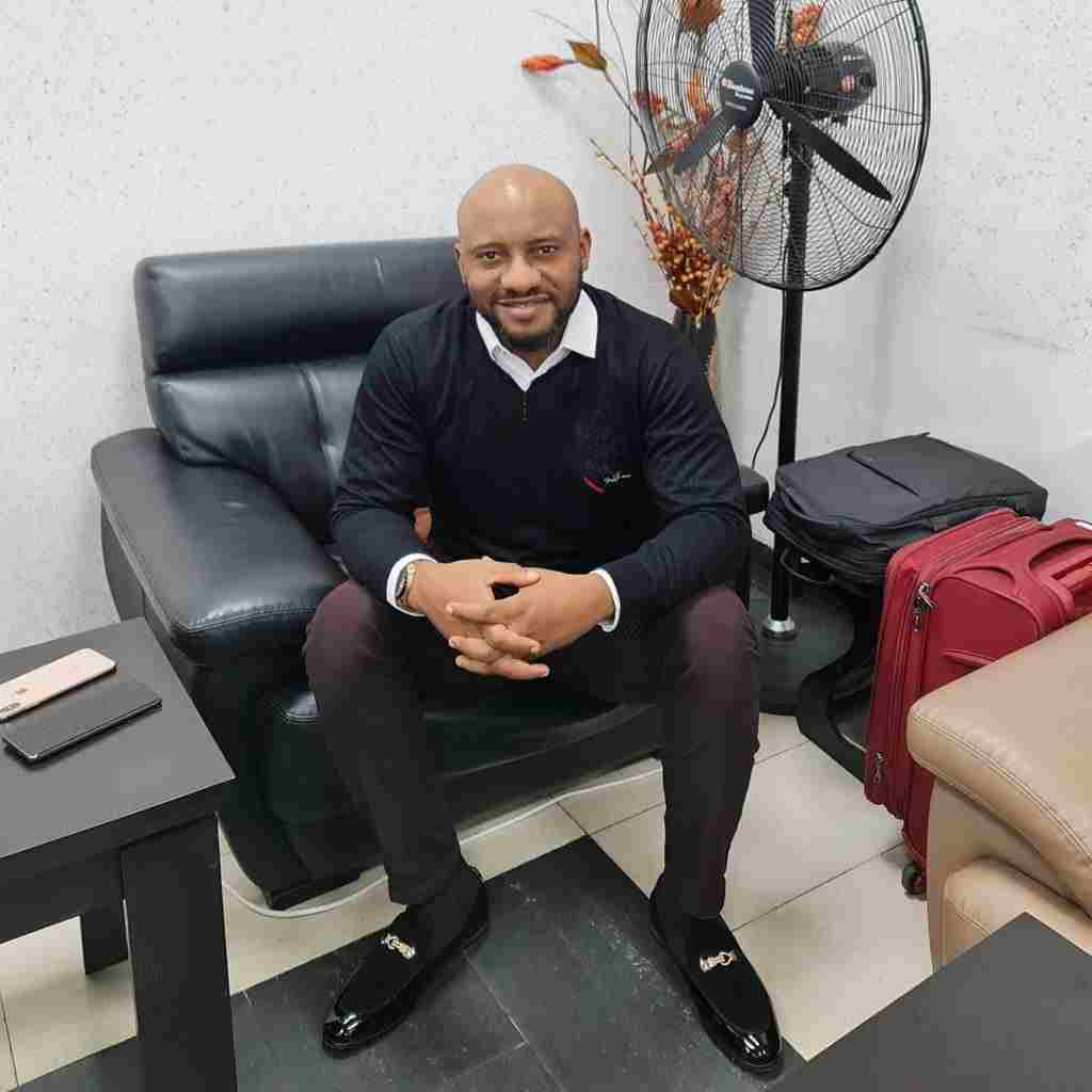 Social media is putting youths under pressure to look like they are achieving - Actor, Yul Edochie reveals