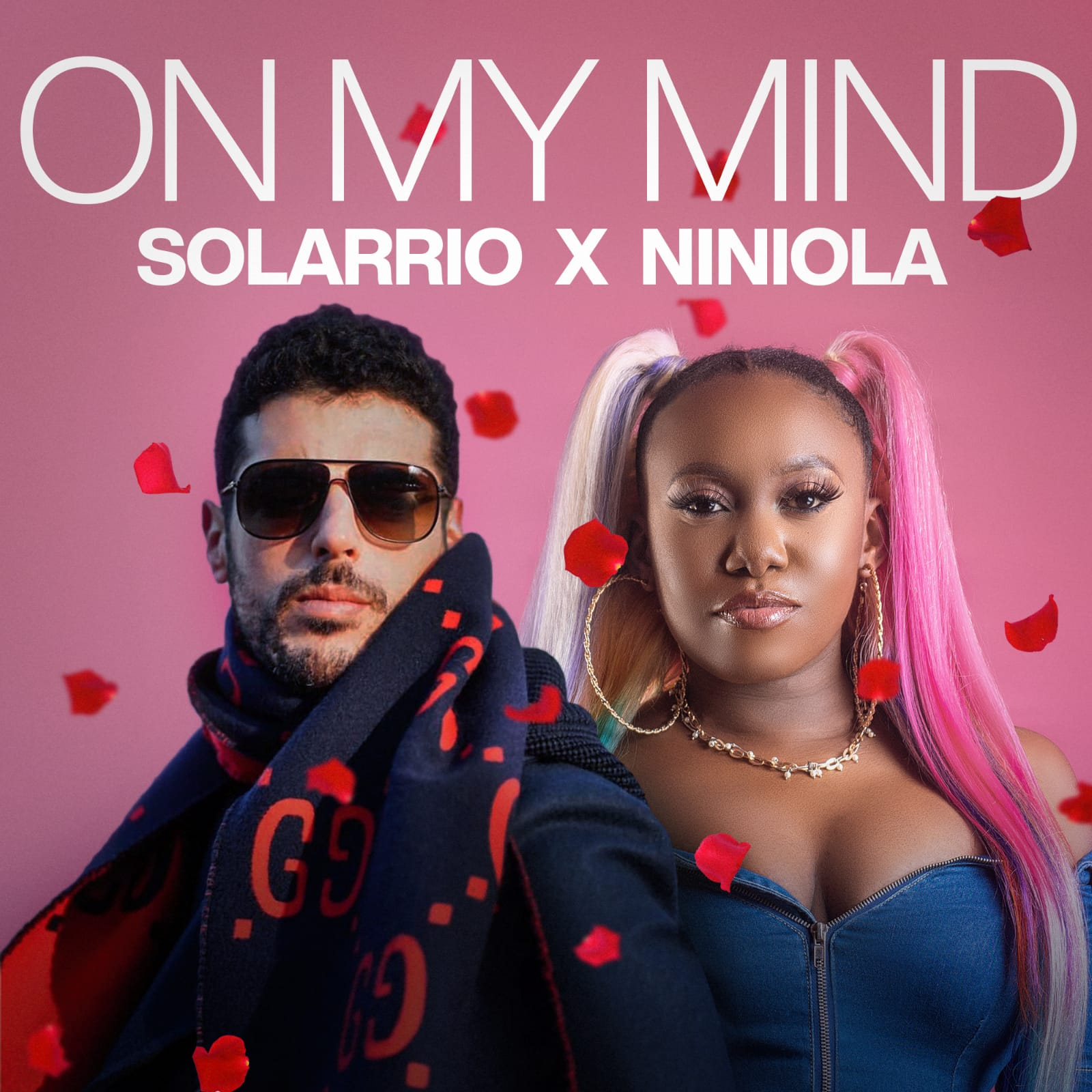 Solarrio Ft. Niniola - On My Mind