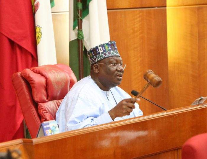Some Forces Are Working Against Buhari – Senate President, Ahmad Lawan