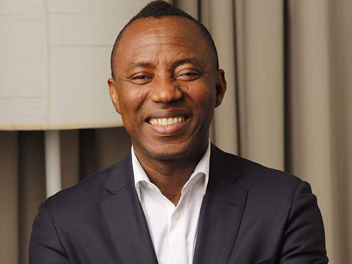 'Some People Made Billions From EndSARS Negotiation' – Sowore