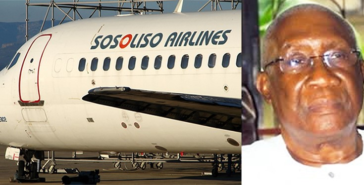 Sosoliso Airlines Chairman Victor Ikwuemesi Died of COVID-19 in London
