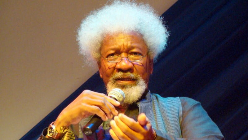 Soyinka Releases New Novel After 48 Years