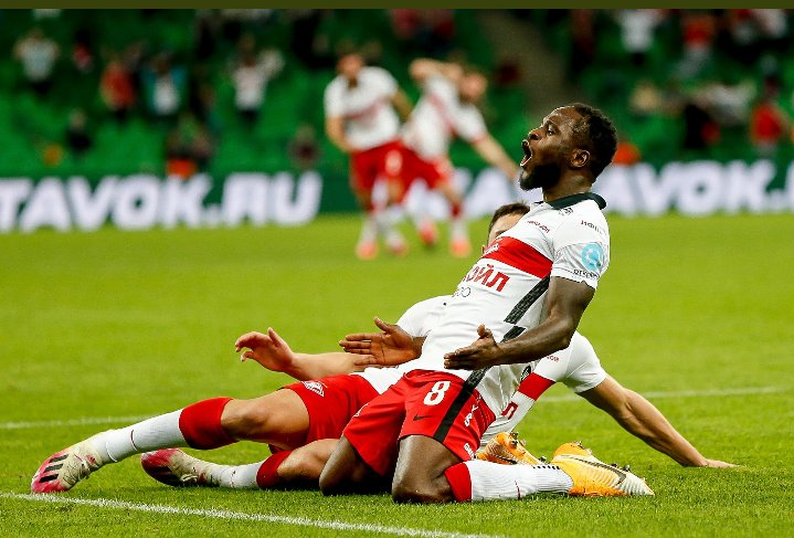 Spartak Moscow Chief Fetisov: No Decision Yet On Moses Permanent Transfer