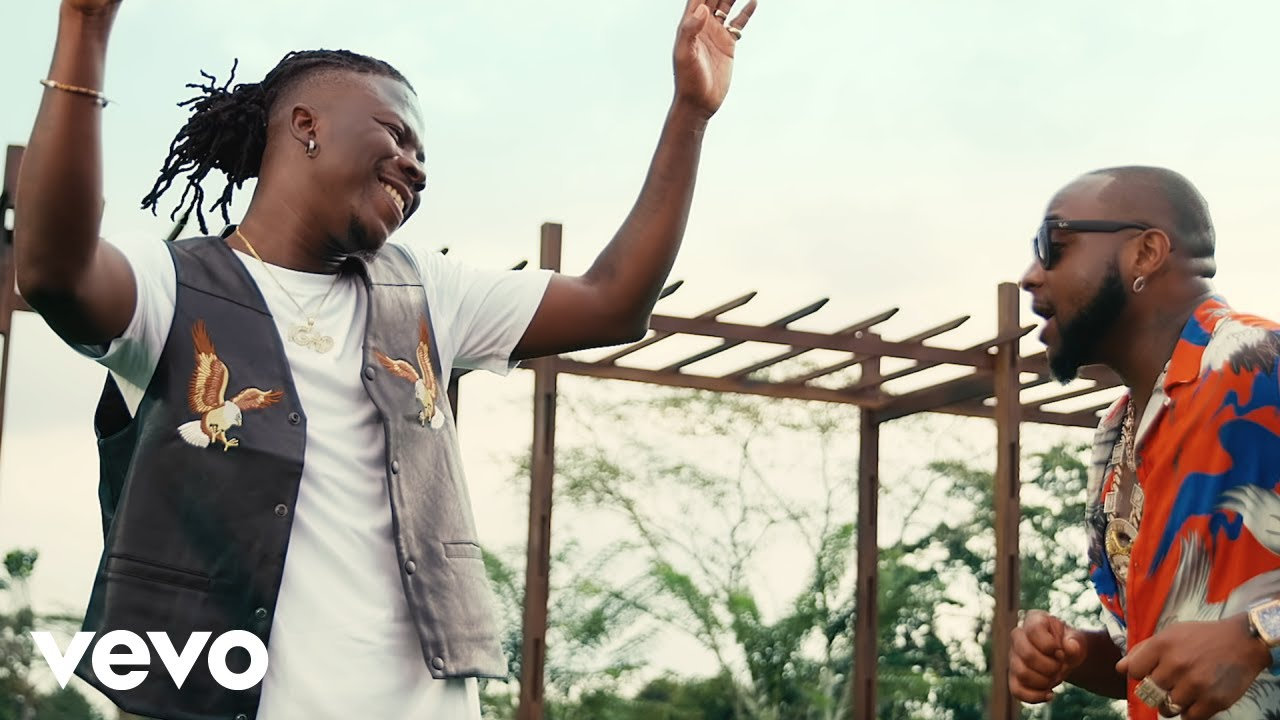 Stonebwoy - Activate Ft. Davido (Official Video)