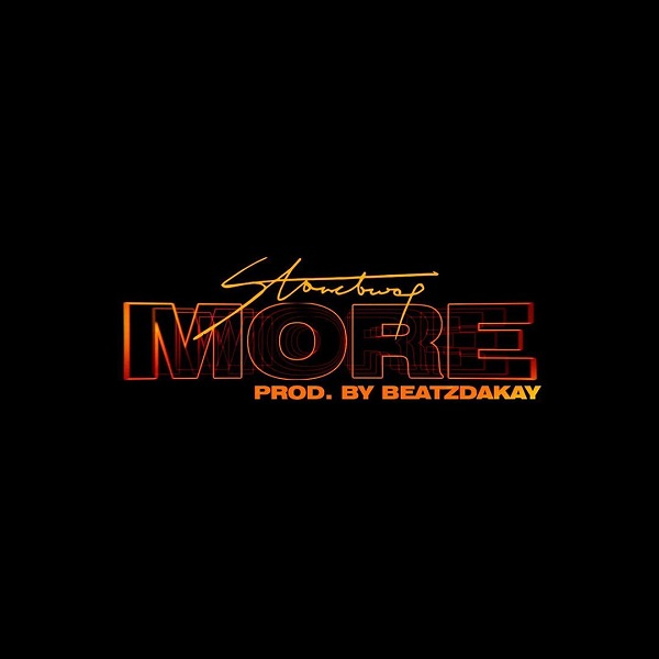 Stonebwoy - More (Prod. By BeatzDakay)