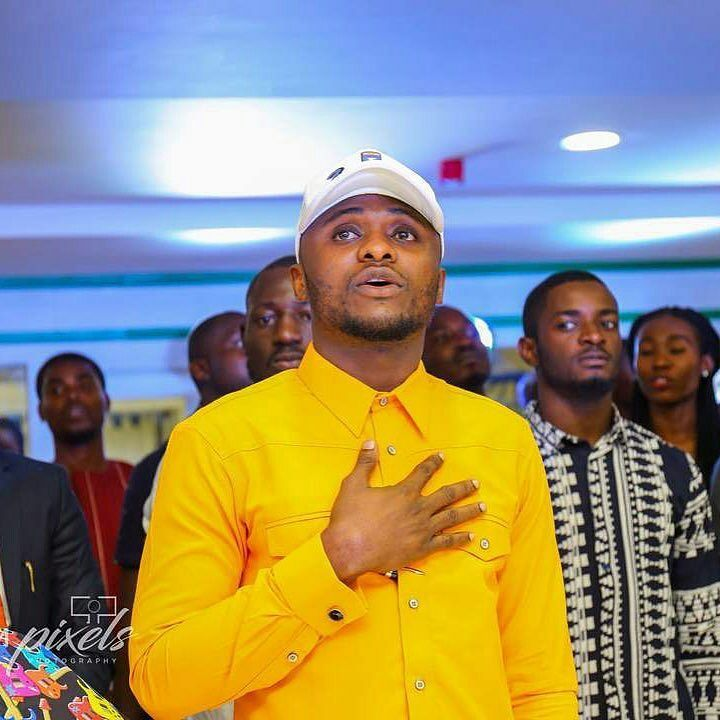 Stop forming hard guy, cry when you need to – Ubi Franklin tells fellow men