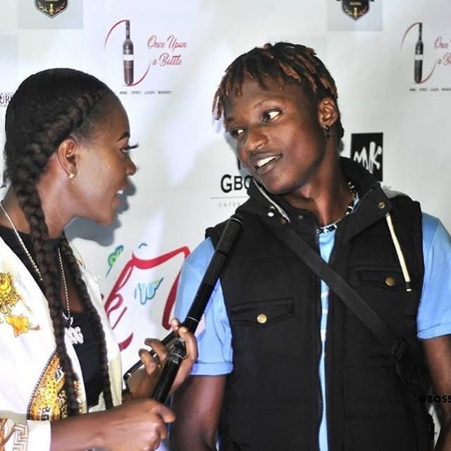 Success To Me Is Measured By Internal Happiness - Flex B (Umbele Crooner's Interview)