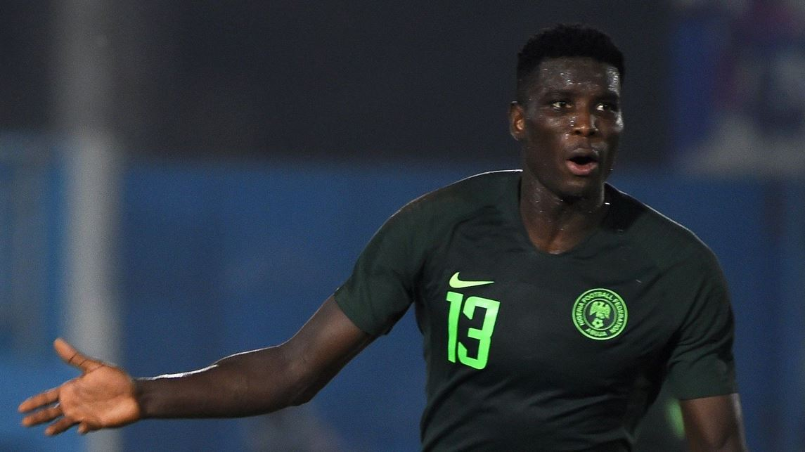 Super Eagles Player, Paul Onuachu Set To Join Olympic Lyon