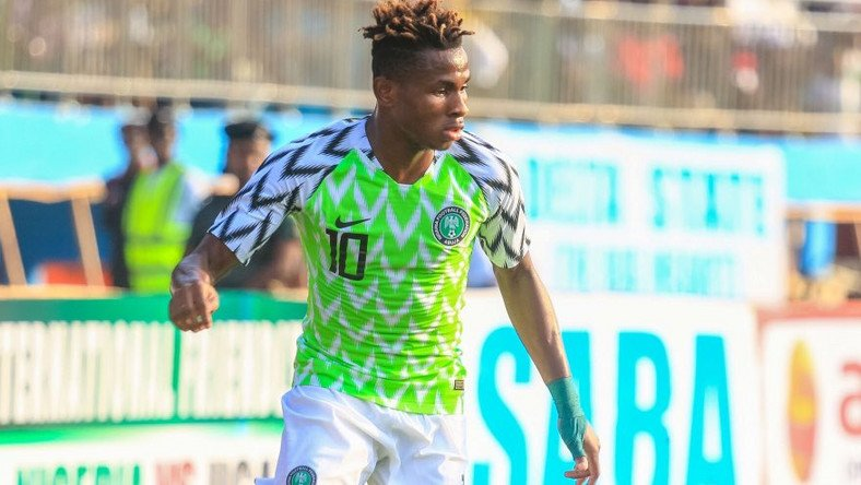 Super Eagles Star Chukwueze Must Work On His Finishing – Adepoju