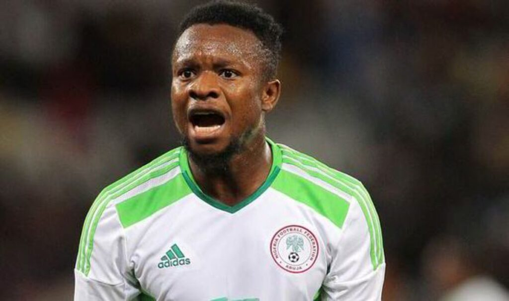 Super Eagles Star Runs For His Life After Being Mobbed By Area Boys In Lagos  [WATCH VIDEO]