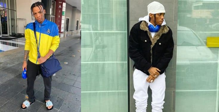 Tekno Defends his Decision to Wear a Jacket in Italy