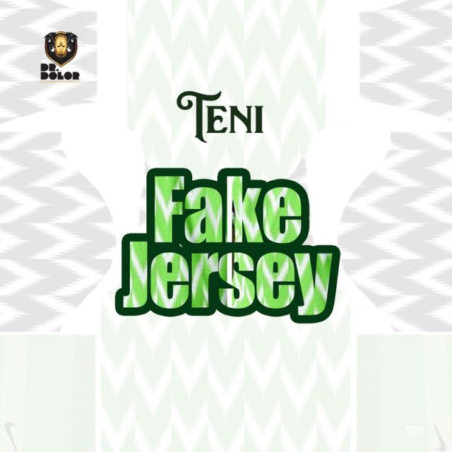 Teni - Fake Jersey (Prod. By Jaysynth Beatz)