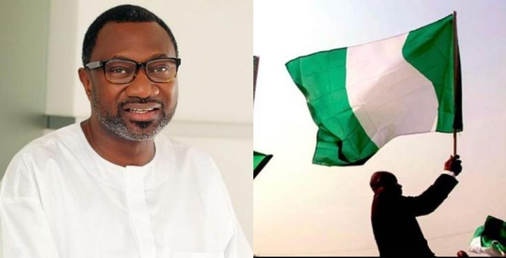 The Horrors that have been Unfolding in our Country have left me Filled with Sadness - Femi Otedola