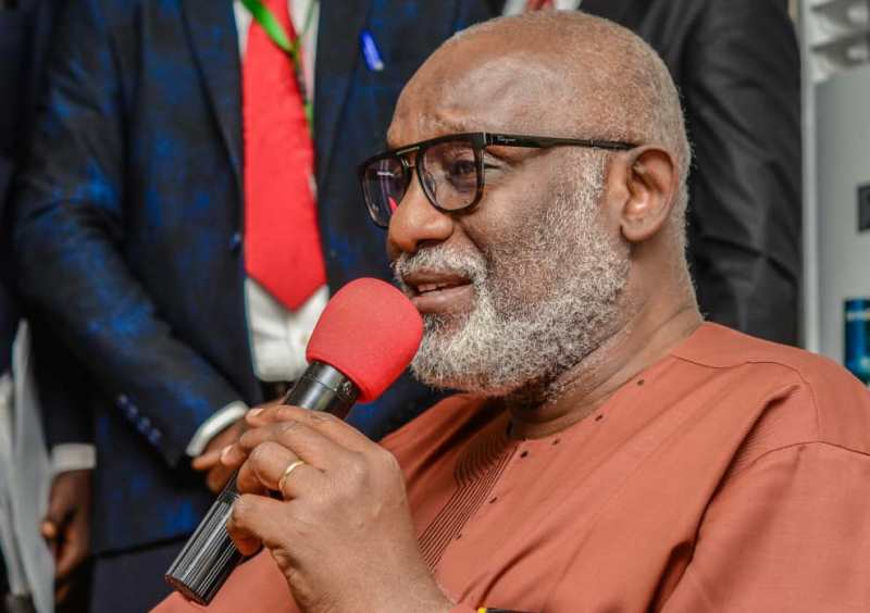 The Road To Your House Was Tarred By Me – Governor Akeredolu To Eyitayo Jegede