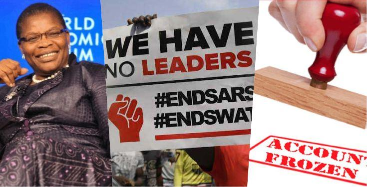 'This is not a Military Regime Buhari' - Oby Ezekwesili slams FG for freezing Accounts of #EndSARS Promoters