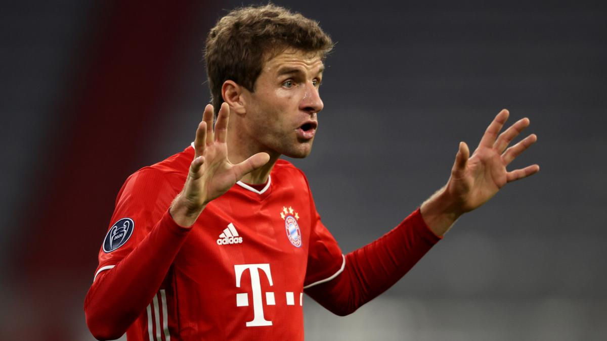 Thomas Muller responds to claims that Germany 'Stole' Nigerian-born Musaila from England