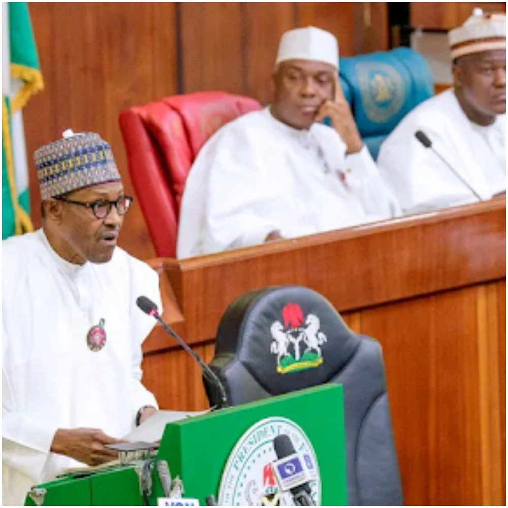 #Throwback: What happened the last time Reps summoned Buhari