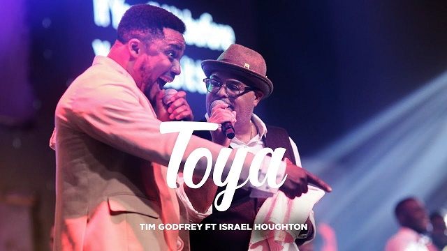 Tim Godfrey Ft. Israel Houghton - Toya (Official VIdeo)