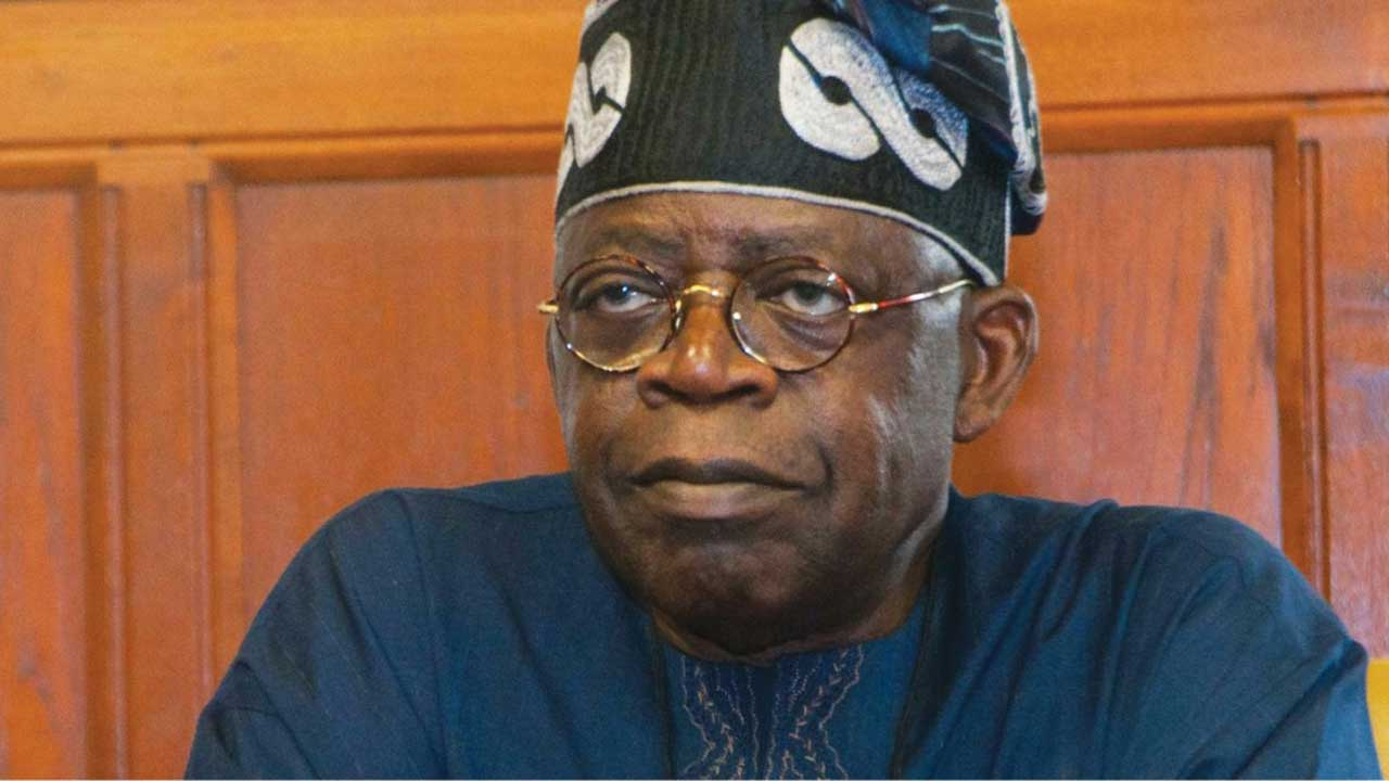 Tinubu reacts to Death of APC Chairman