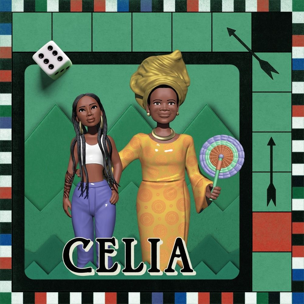 Tiwa Savage - Celia (FULL ALBUM)