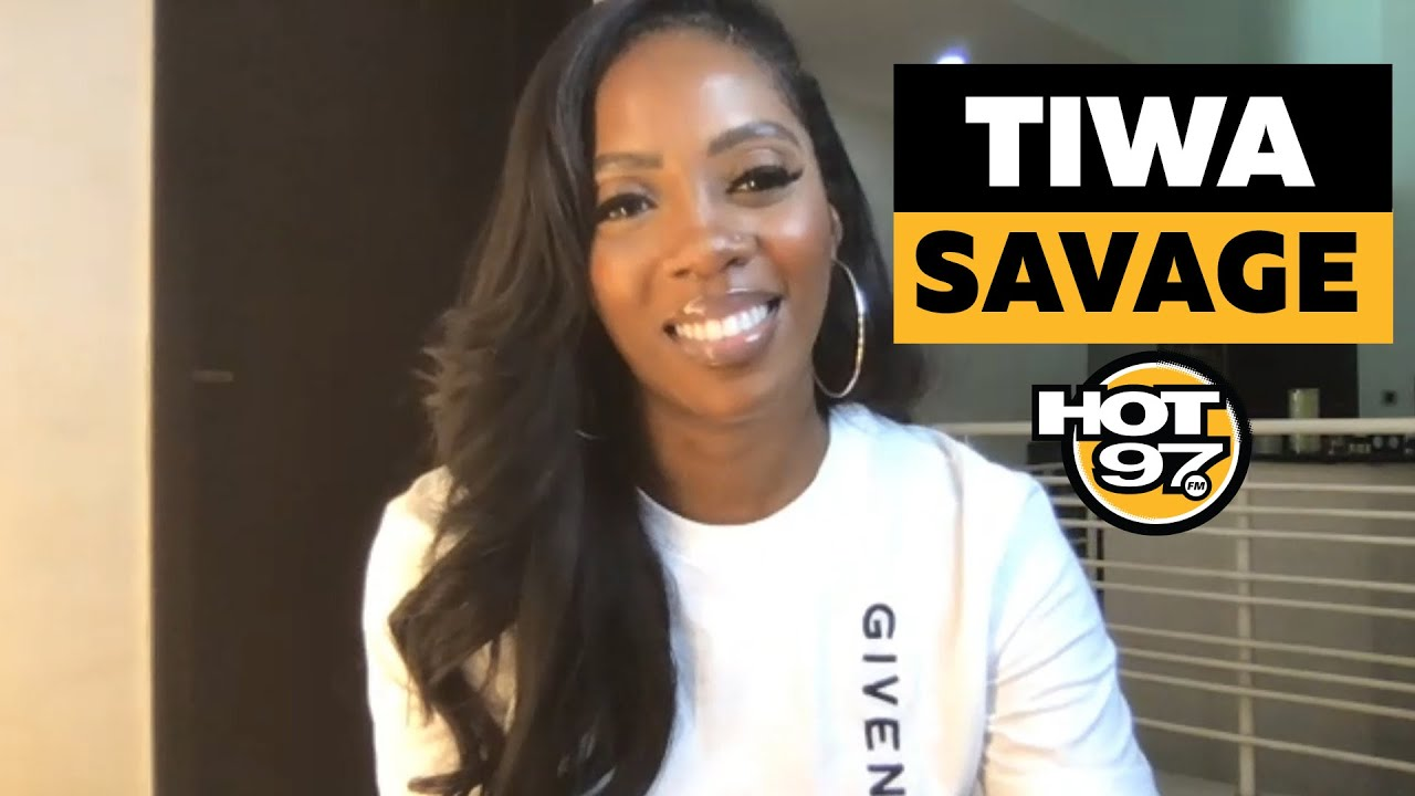 Tiwa Savage Speaks on Working with Beyonce & Rape Culture in Nigeria
