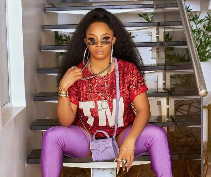 Toke Makinwa reveals what she thinks of whenever she sees a pregnant lady