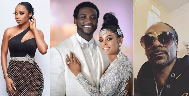 Toke Makinwa trashes Snoop Dogg's post about Gucci Mane and his wife