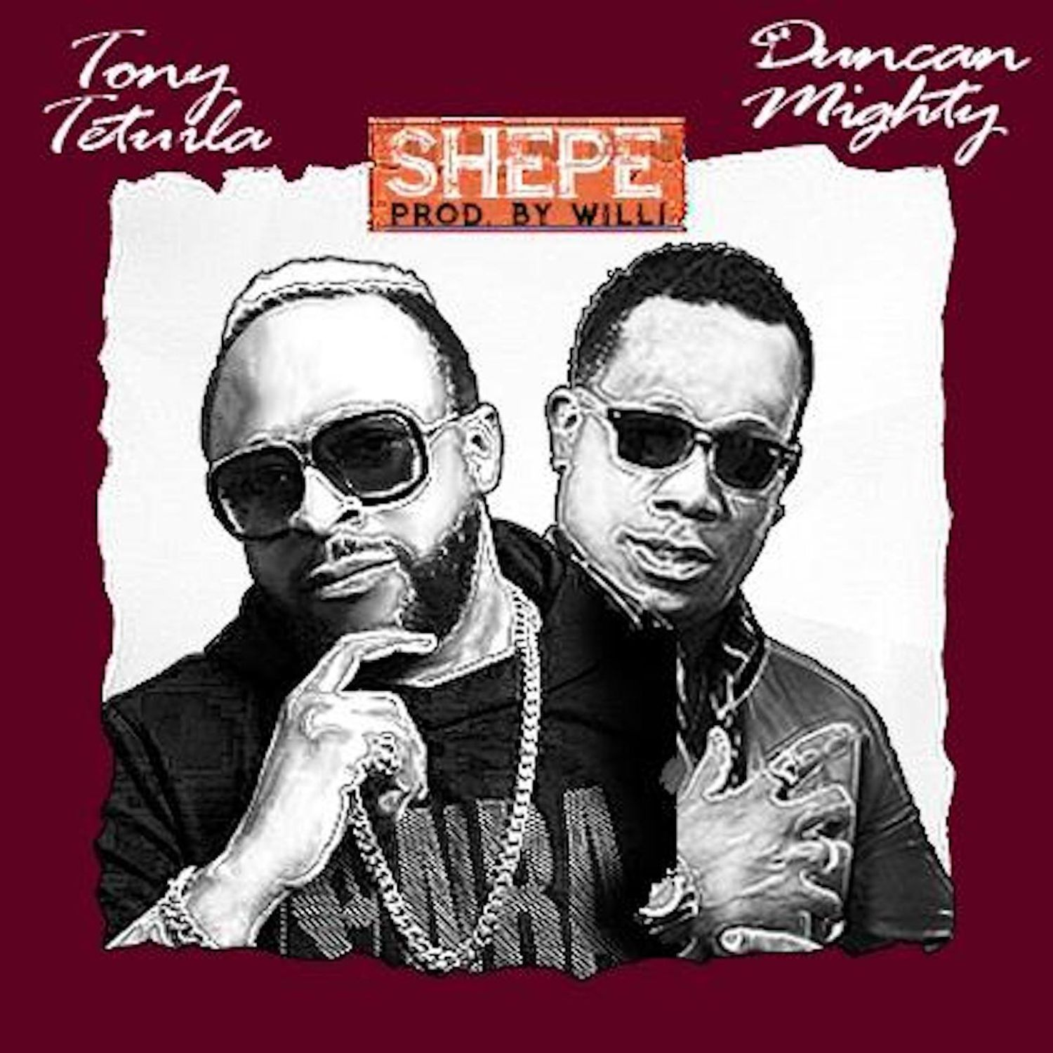 Tony Tetuila Ft. Duncan Mighty - Shepe