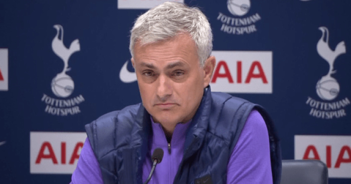 Tottenham Hotspur Players Unhappy With Mourinho Methods