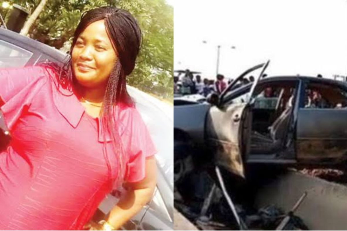 Tragedy As 16-Year-Old Boy Crushes Lagos Trader To Death While Testing Driving Skills