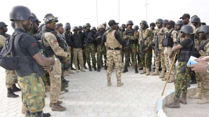 Troops Rescues Kidnapped Captives, Kills Scores, Nabs Logistics Supplier