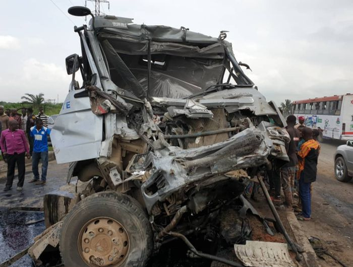 Truck Kills One, Injures Four In Onitsha
