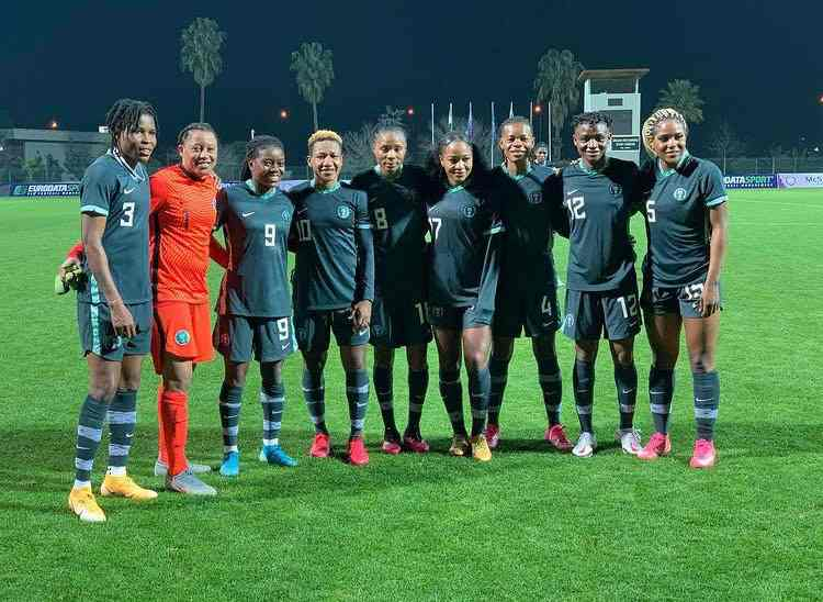 Turkish Women's Cup: Super Falcons Thrash Equatorial Guinea 9-0; Claim First Title