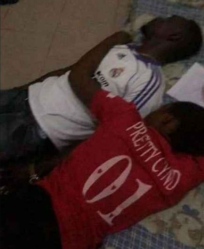 Two Young Lovers Kill Themselves After Taking Sniper, Leave Suicide Note In Anambra (See Photos)